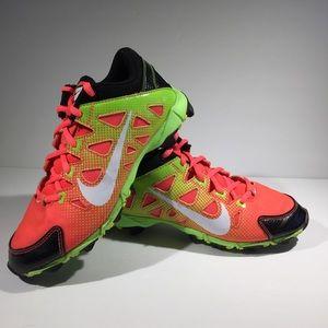 Nike Hyperdiamond Keystone Softball Cleats Gs 3.5Y